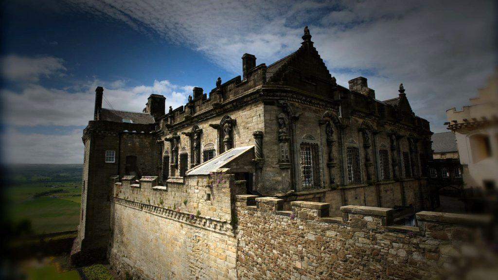 Stirling Castle's Royal Palace