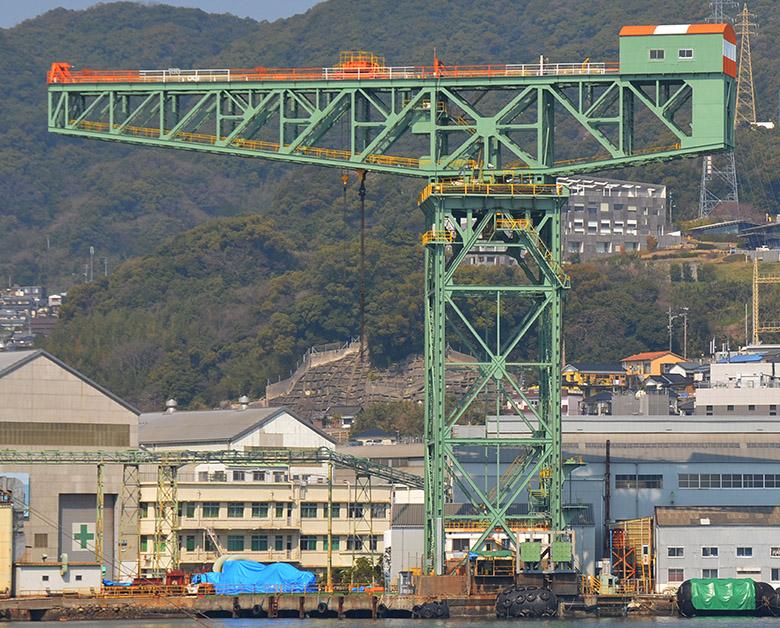 The Nagaski Crane