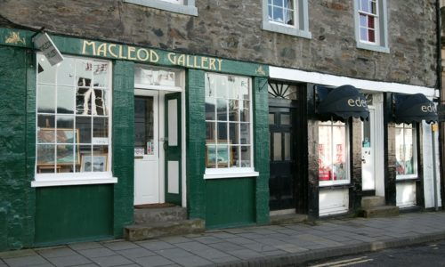 Scotland's shops through the centuries